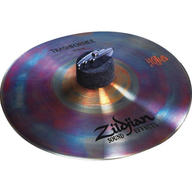 """Zildjian 10"""" ZXT TRASHFORMER (ZXT10TRF )"""