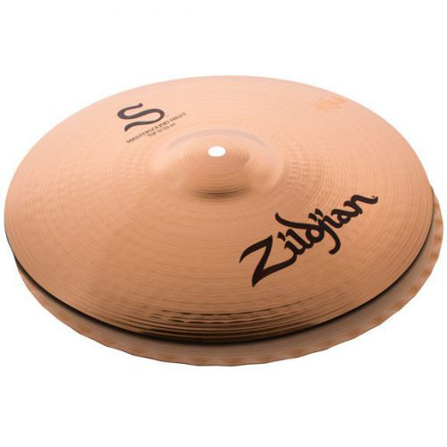 Zildjian 銅鈸 13 S Mastersound Hi-Hat Pair (S13MPR)