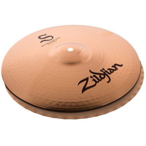 Zildjian 銅鈸 14 S Mastersound Hi-Hat Pair (S14MPR)