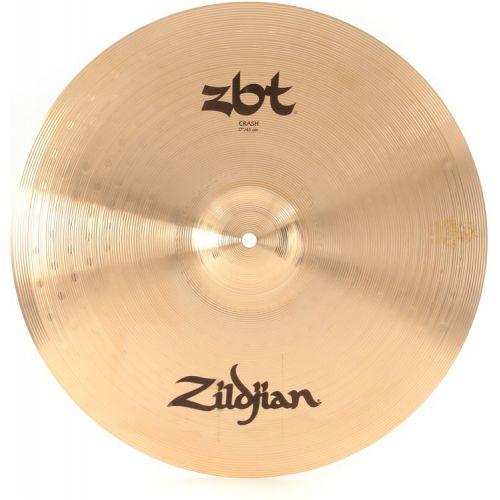 Zildjian 銅鈸 17 ZBT Crash (ZBT17C)