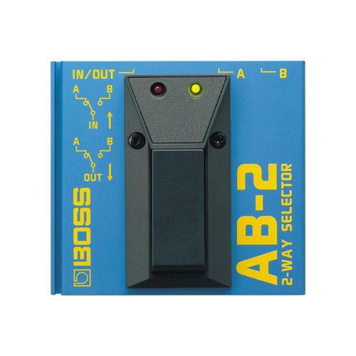 BOSS AB-2 切換踏板