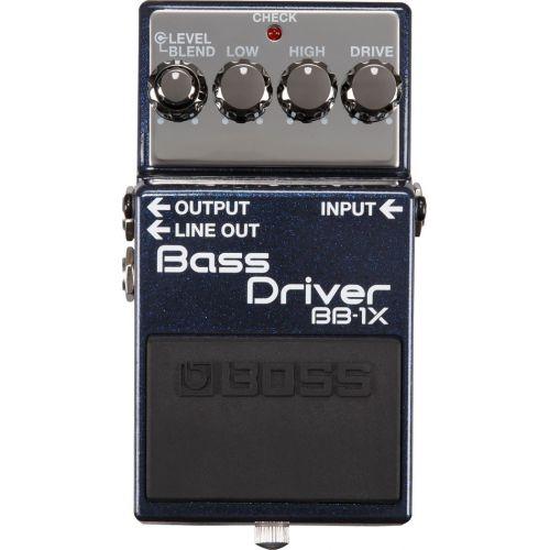BOSS BB-1X Bass Driver效果器