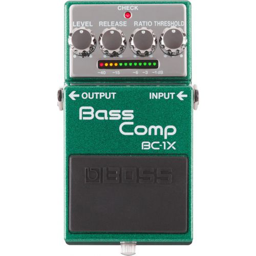 BOSS BC-1X Bass Comp 效果器