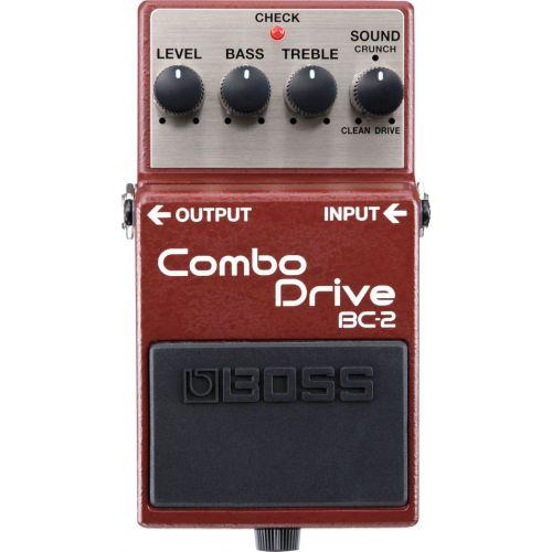 BOSS BC-2 Combo Drive 效果器