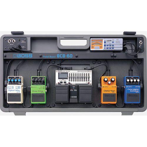 BOSS BCB-60 Pedal Board效果器攜帶箱