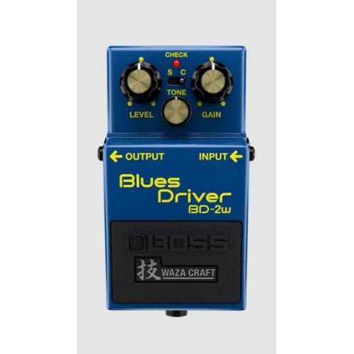 BOSS BD-2W Blues Driver效果器