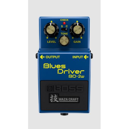BOSS BD-2W Blues Driver效果器