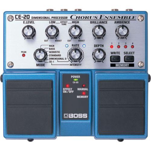 BOSS CE-20 Chorus Ensemble效果器