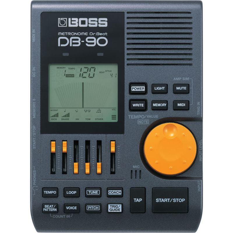 BOSS DB-90 Dr. Beat節拍器