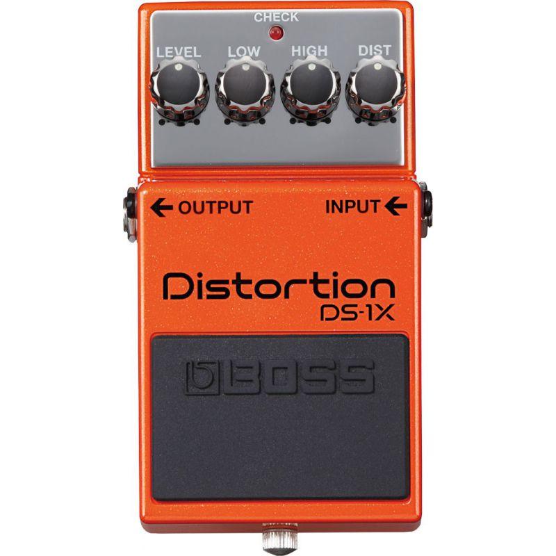 BOSS DS-1X Distortion效果器