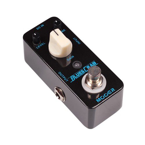 Mooer Blues Crab Drive效果器