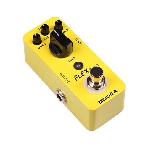 Mooer Flex Boost 效果器