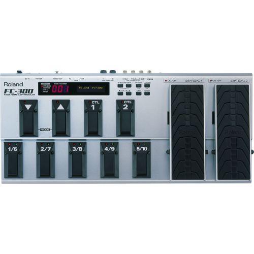 Roland FC-300 MIDI Foot Controller 踏板控制器