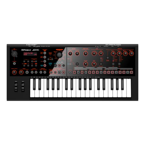 Roland JD-Xi INTERACTIVE ANALOG/DIGITAL CROSSOVER SYNTHESIZER 37鍵 合成器