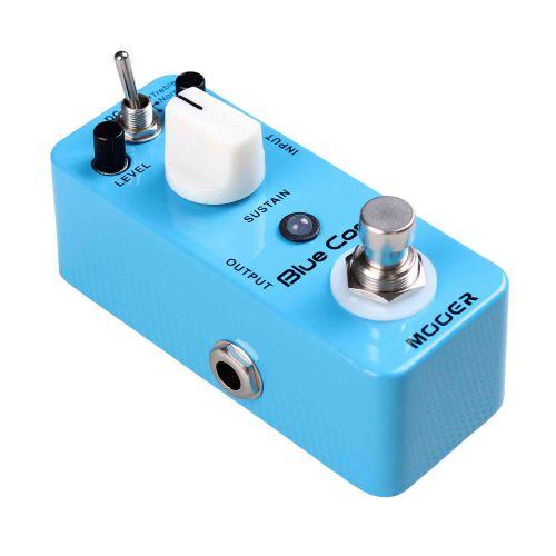 Mooer Blue Comp 壓縮Compressor效果器