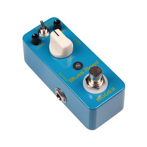 Mooer Blues Mood Overdrive 效果器