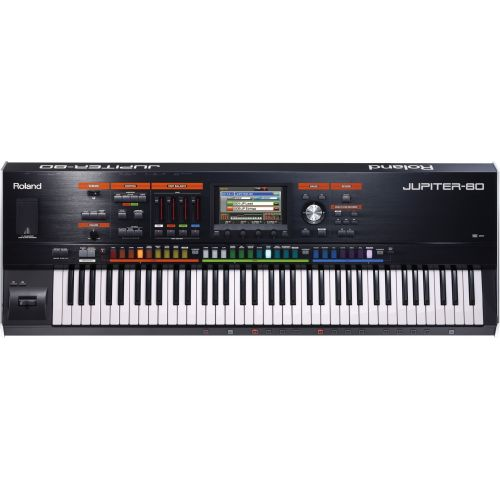 Roland JUPITER-80 Synthesizer 61鍵 合成器