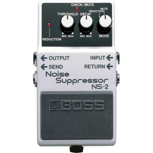 BOSS NS-2 Noise Suppressor雜訊抑制器