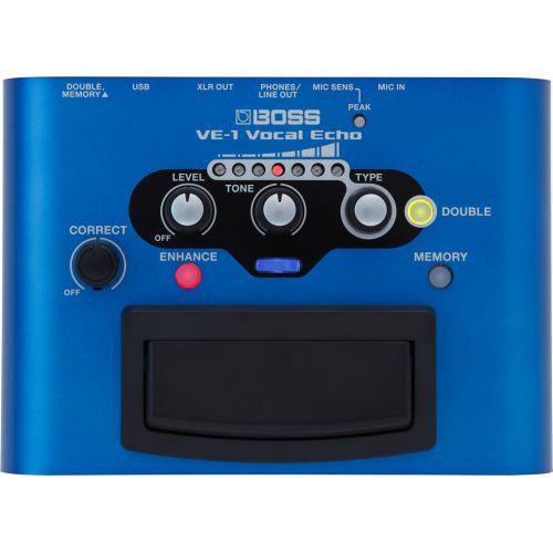 BOSS VE-1 Vocal Echo 人聲殘響效果器