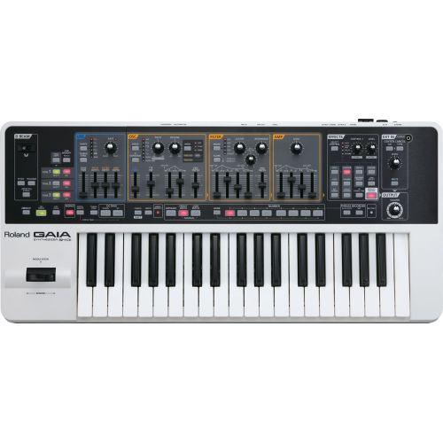 Roland GAIA SH-01 Synthesizer 37鍵 合成器