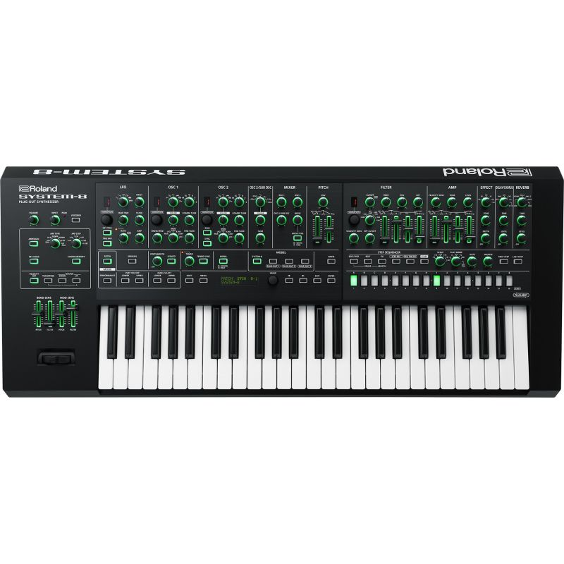 Roland SYSTEM-8 PLUG-OUT Synthesizer 49鍵 合成器
