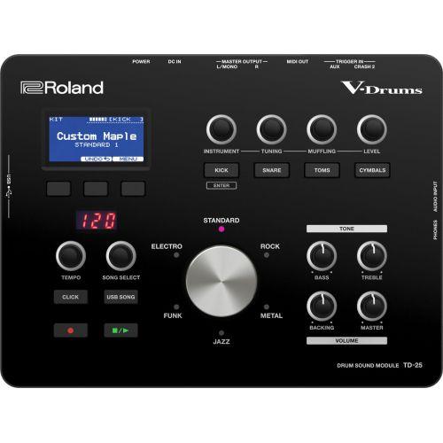 Roland TD-25 Drum Sound Module鼓音源機