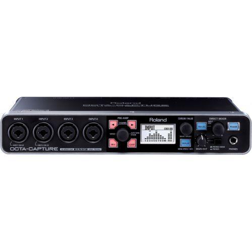 Roland OCTA-CAPTURE Hi-Speed USB Audio Interface錄音介面