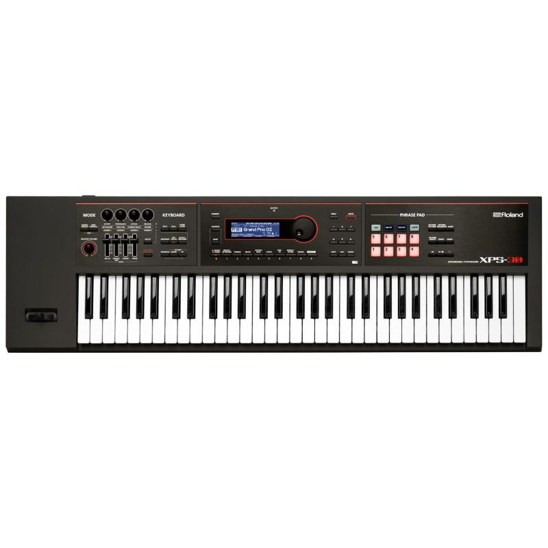 Roland XPS-30 Expandable Synthesizer 61鍵 可擴充合成器鍵盤