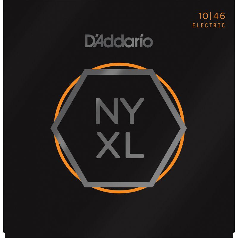 D'Addario NYXL1046 Nickel Wound EG10-46