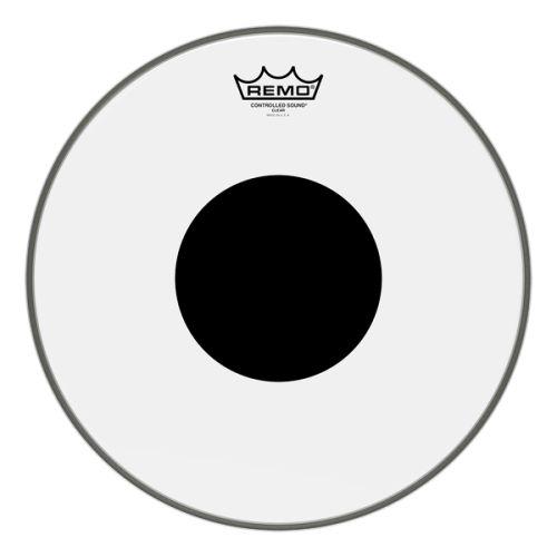 """Remo Controlled Sound Clear Black Dot 大鼓 打擊面鼓皮 ( 18"""" 20"""" 22"""" 24"""" )"""