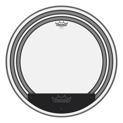 """Remo Drumheads Powersonic Clear Bass/大鼓 打擊面鼓皮 ( 18"""" 20"""" 22"""" 24"""" )"""