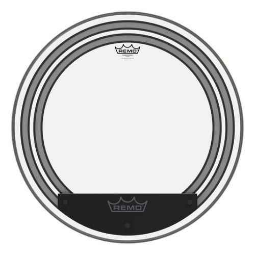 Remo Powersonic Clear Bass/大鼓 打擊面鼓皮 ( 18 20 22 24 )