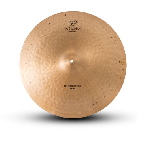 Zildjian 銅鈸 22 K Constantinople Ride / Medium Thin High (K1121)