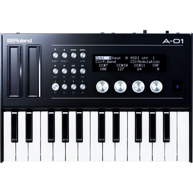 Roland A-01 控制鍵盤