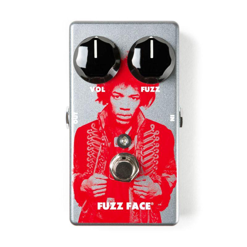 Dunlop Jimi Hendrix Fuzz Face Distortion JHM5