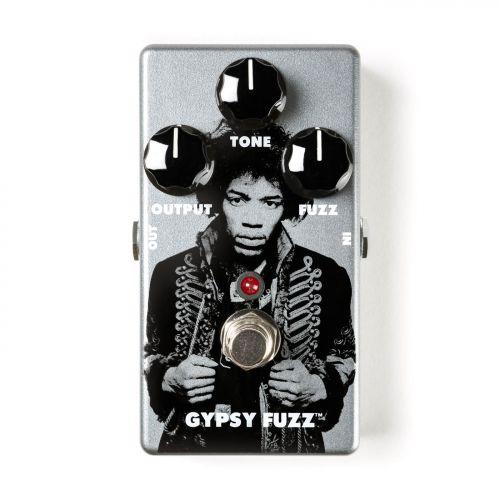 Dunlop Fuzz效果器 Jimi Hendrix Gypsy Fuzz JHM8