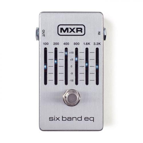 Dunlop MXR 六段EQ效果器 6-Band EQ M109S