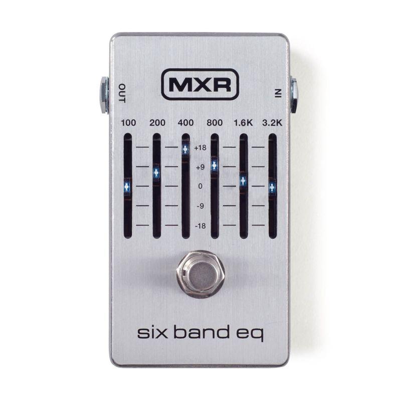 Dunlop MXR 6-Band EQ M109S