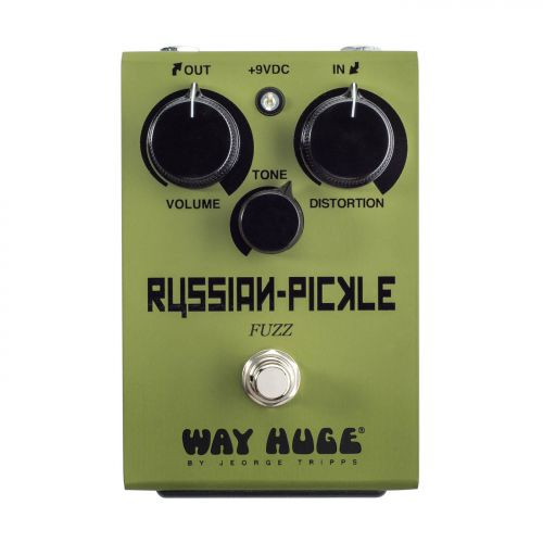 Dunlop Fuzz效果器 Way Huge Russian Pickle WHE408