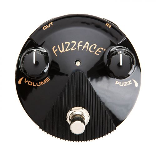 Dunlop Fuzz效果器 Joe Bonamassa Fuzz Face Mini Distortion FFM4