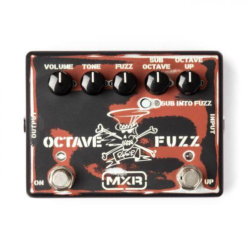 Dunlop MXR Fuzz效果器 Slash Octave Fuzz SF01