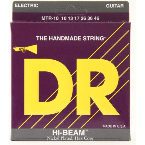 DR Hi-Beam 10-46 電吉他弦 LTR10