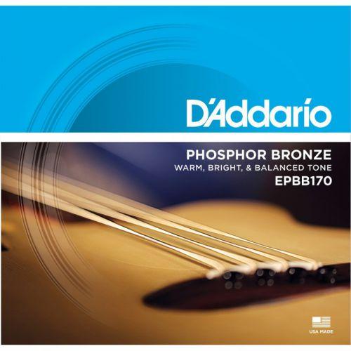 D'Addario 45-100 木貝司弦 EPBB170