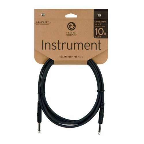 Planet Waves Classic Series 10ft 導線 II頭 CGT-10