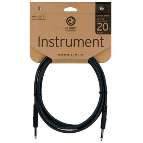Planet Waves Classic Series 20ft 導線 II頭 CGT-20