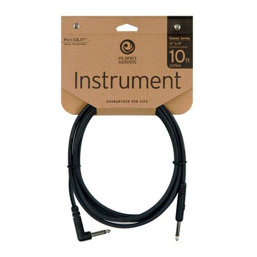 Planet Waves Classic Series 10ft 導線 IL頭 CGTRA-10
