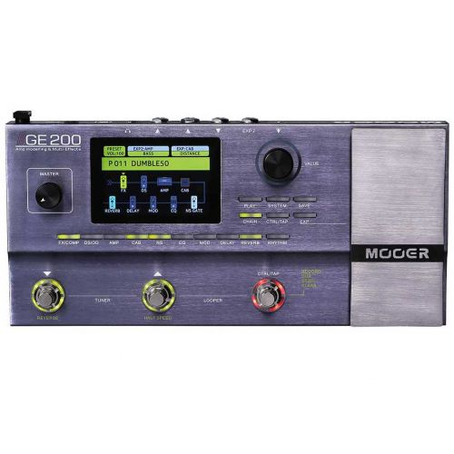 Mooer GE200 綜合效果器