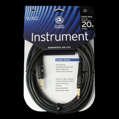 Planet Waves Custom Series G-20