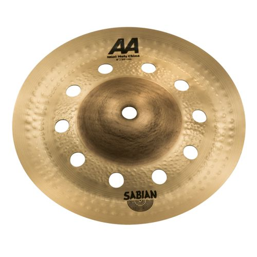 Sabian 銅鈸 8 AA Mini Holy China
