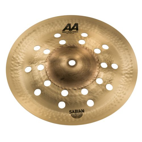 Sabian 銅鈸 10 AA Mini Holy China